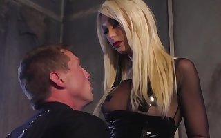 punishing naughty pries
