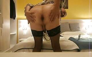 Vispa Gattina 16 - Veiled stockings, feminine high heels and anal ticklings have always been